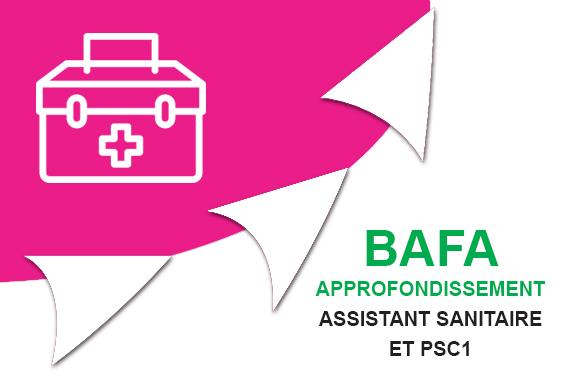 approfondissements assistant sanitaire et psc1